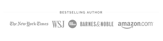 Best Selling Author